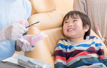 小児歯科についての考え