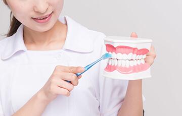 虫歯菌を減少させる歯磨き