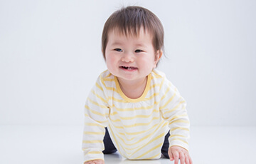 1歳半頃から3歳くらいまでの虫歯予防