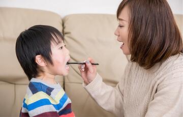 3歳頃からの虫歯予防