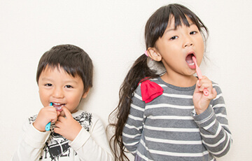 6歳頃からの虫歯予防